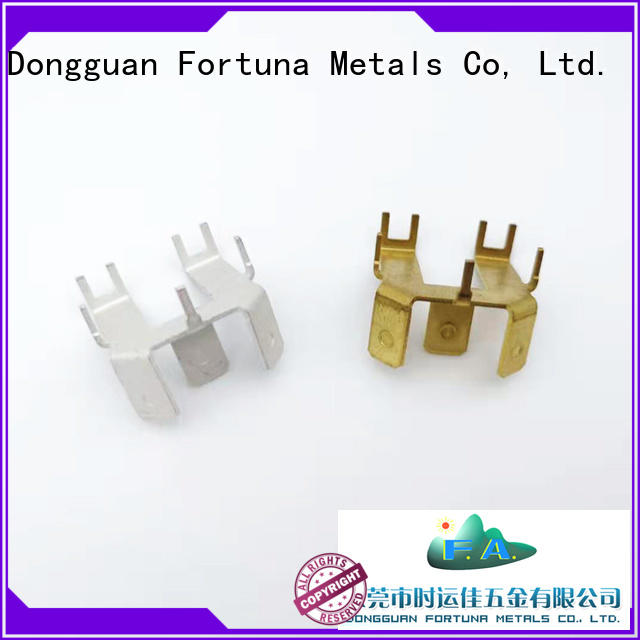 good quality stamping parts connector Chinese for brush parts