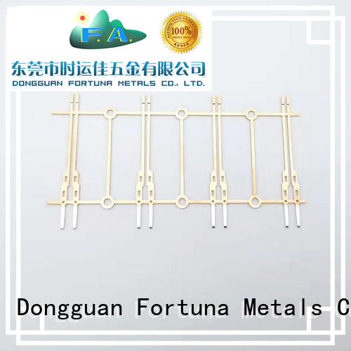 Fortuna professional lead frames maker for integrated circuit lead frames
