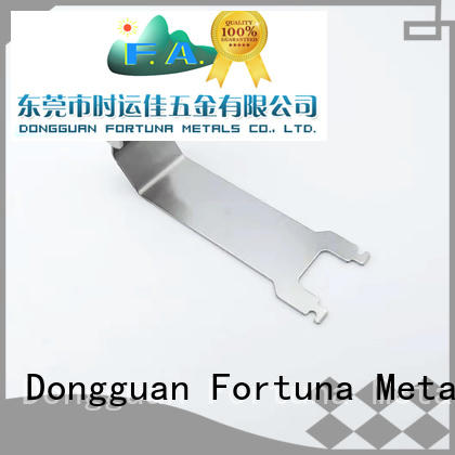 Fortuna professional metal stamping china manufacturer for instrument components