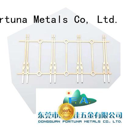 Fortuna precise lead frame manufacturer for discrete device lead frames