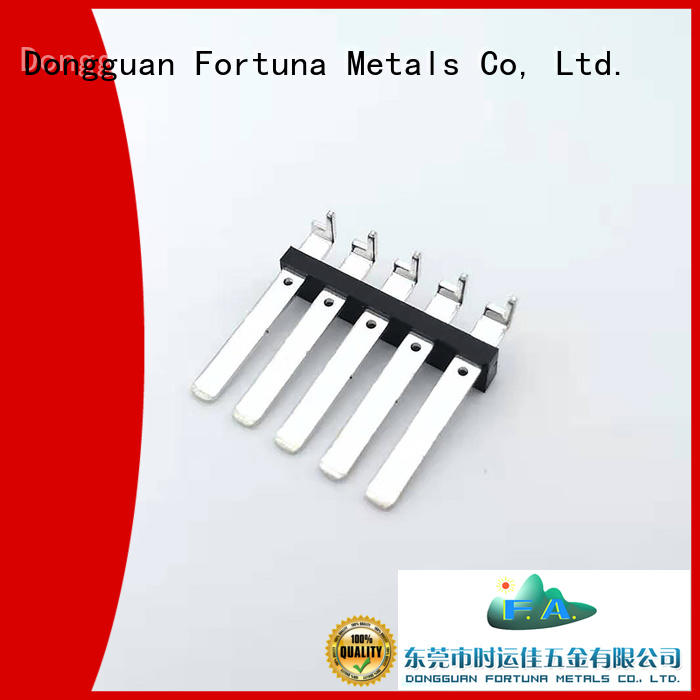 Fortuna precise precision stamping Chinese for clamping