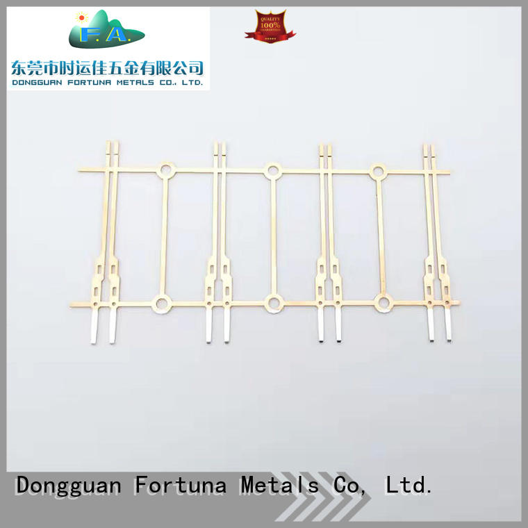 Fortuna precise lead frame for sale for integrated circuit lead frames