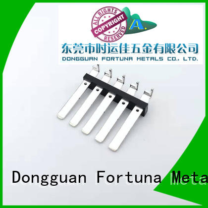 Fortuna professional metal stamping supplier for resonance.