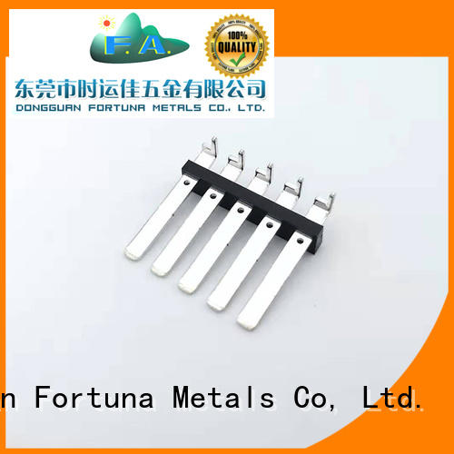 Fortuna products metal stamping manufacturer Chinese for clamping