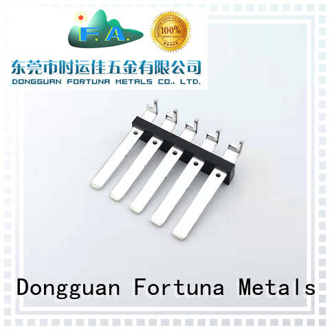 Fortuna metal metal stamping china for sale for switching