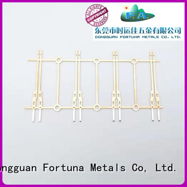 Fortuna lead lead frame maker for integrated circuit lead frames