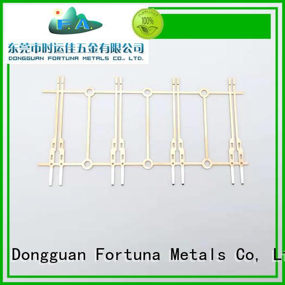 multi function micro lead frame maker for discrete device lead frames