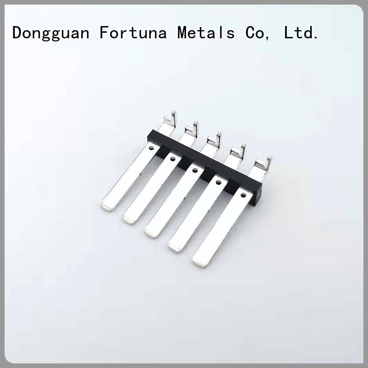 Fortuna stamping metal stamping parts online for switching