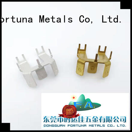 Fortuna stamping metal stampings wholesale for brush parts