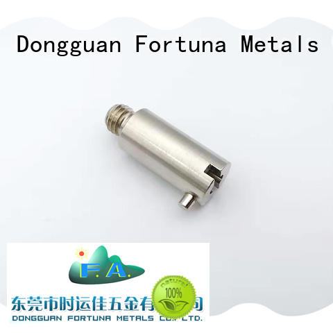 Fortuna good quality cnc spare parts for sale for household appliances for automobiles