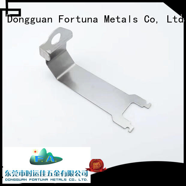 Fortuna professional metal stamping china for sale for acoustic