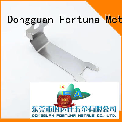 Fortuna partsstamping custom stamping online for IT components,