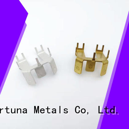 Fortuna multi function metal stampings factory for brush parts