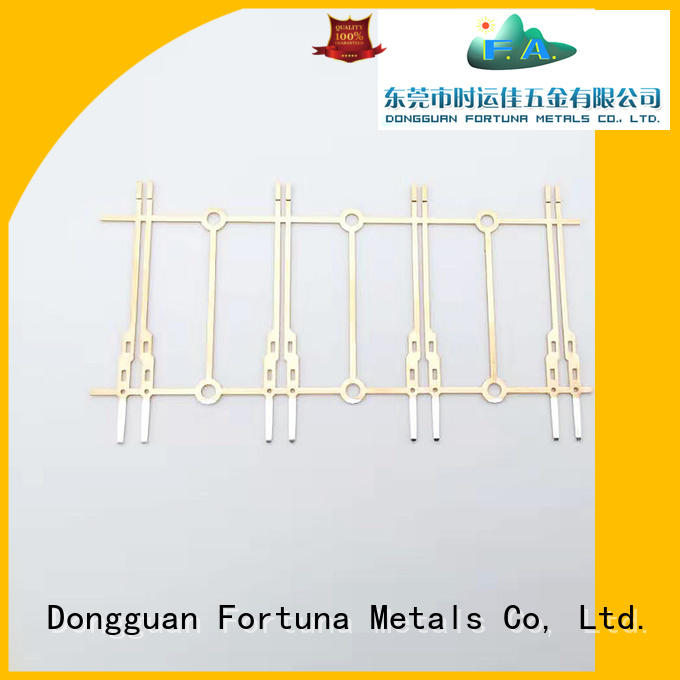Fortuna professional lead frame manufacturer for integrated circuit lead frames