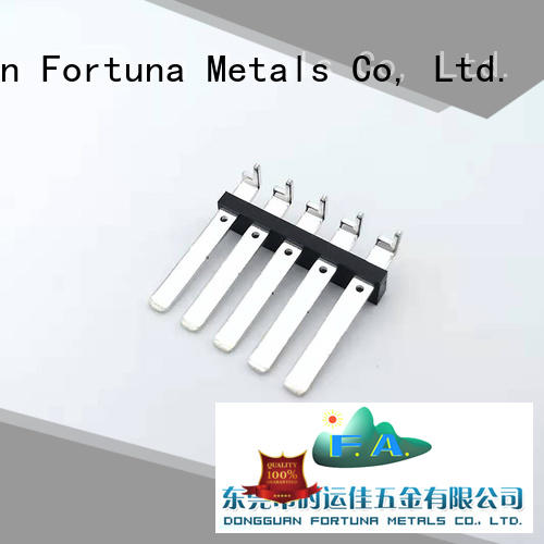 Fortuna metal precision metal stamping Chinese for clamping