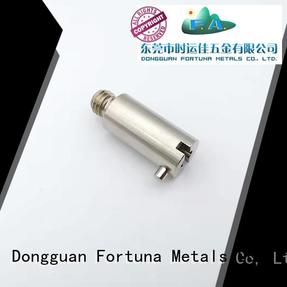 Fortuna durable custom cnc parts for sale for household appliances for automobiles
